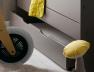 Possibilité de rajouter un tiroir au lit évolutif Féroé taupe