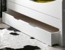 Possibilité de rajouter un tiroir sur votre lit évolutif Féroé