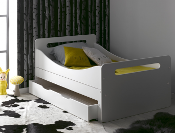 lit volutif enfant chambrekids. Black Bedroom Furniture Sets. Home Design Ideas
