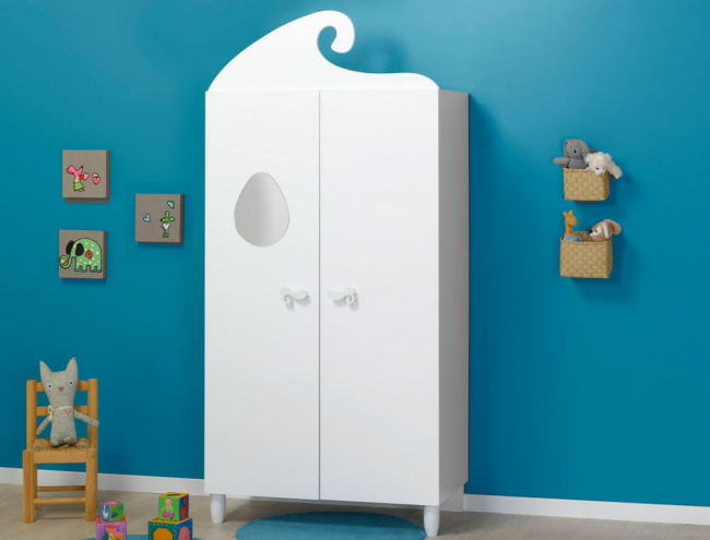 Decoration Chambre Katherine Roumanoff Of Armoire Chambre Enfant Katherine Roumanoff Lutin Blanc
