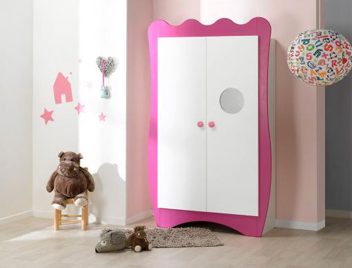 Armoire chambre bébé - Collection Doudou Katherine Roumanoff