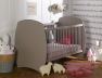 Lit bébé Médéa lin 70x140