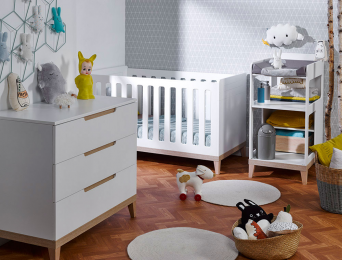 Petite chambre b b chambrekids for Petite chambre bebe