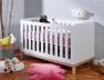 lit-bébé-blanc-Hêtre-couchage-trois-positions-Evidence