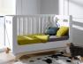 Petite chambre bébé Bonheur blanc Bouleau