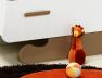 Commode bébé et enfant Simba cappuccino