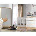 Chambre bébé Bonheur Blanc & Bouleau