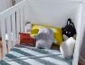 Chambre bébé Evidence blanc hêtre