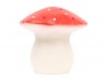 Lampe veilleuse Grand champignon rouge