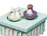 Boîte à musique Pingouin