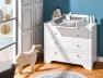 Petite chambre bébé Occitane blanc