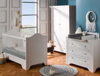Meuble chambre bébé design - Chambrekids