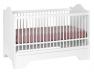 Chambre bébé Occitane blanc couchage 70x140