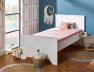 Petite chambre enfant Occitane Blanc Hêtre