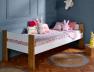 Vous pouvez transformer le lit mezzanine en lit bas