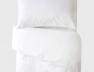 Housse 140x200 Blanc