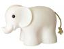 Lampe Veilleuse Eléphant Blanc