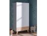 Armoire enfant Equilibre deux portes et un tiroir