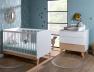 Petite chambre bébé Equilibre