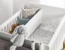 Lit bébé évolutif combiné Calisson en couchage 40x80