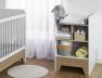 Table à langer séparable du lit bébé Calisson