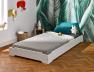 Lit empilable Montessori blanc 90x190 cm