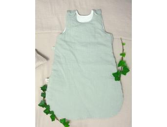 Gigoteuse hiver bébé 6 à 18 mois Vert Aqua