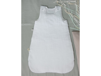 Gigoteuse hiver bébé 6 à 18 mois Blanc