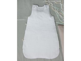 Gigoteuse hiver bébé 0 à 6 mois Blanc