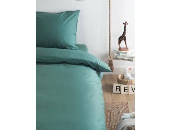 Parure pour lit enfant 90x140 Eucalyptus