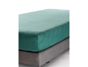 Drap housse Jersey Eucalyptus Coton Bio 90x140