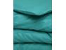 Parure Housse Bleu Pétrole 140x200