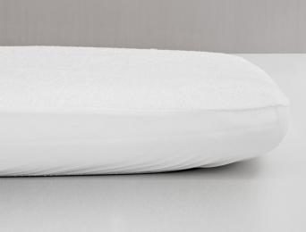 Protège matelas coton Bio 40x80 imperméable et respirant