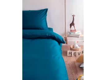 Housse de couette 140x150 Bleu Nuit