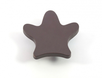 Bouton de meuble Taupe King