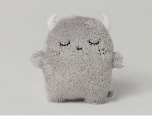 Doudou RicePuffy Gris 22cm