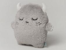 Doudou RicePuffy Gris 33cm