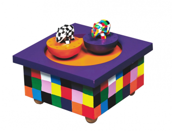 Boîte à musique Elmer