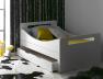 Tiroir du lit évolutif enfant Feroe blanc. Tiroir du lit évolutif enfant Feroe blanc. Lit à découvrir sur notre site.