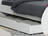 Tiroir lit Altéa blanc