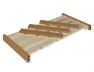 Extension pour lit cabane évolutif Capsule Hêtre