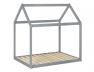 Extension pour le lit cabane évolutif 90x140. (Lit Cabane non fourni avec l'extension)