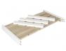 Extension pour lit cabane évolutif Capsule blanc