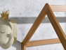 Lit cabane maison enfant en bois fabriqué en France