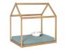 Lit cabane pour enfant en bois 90x140 fabriqué en France