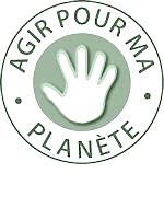 logo agissons pour la planete