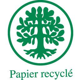 logo papier recyclé