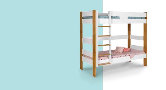 Nos lits  superposés Chambre Kids