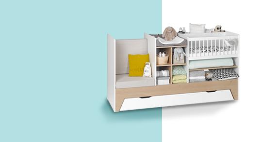 Chambre bébé, chambre enfant et meuble écologique - Chambrekids